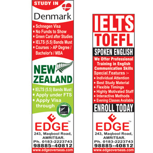 Best IELTS Coaching Centre In Amritsar