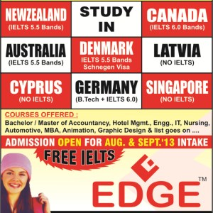 Edge Overseas Study Abroad Consultants