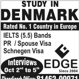 Study Abroad Programs For Denmark In Punjab