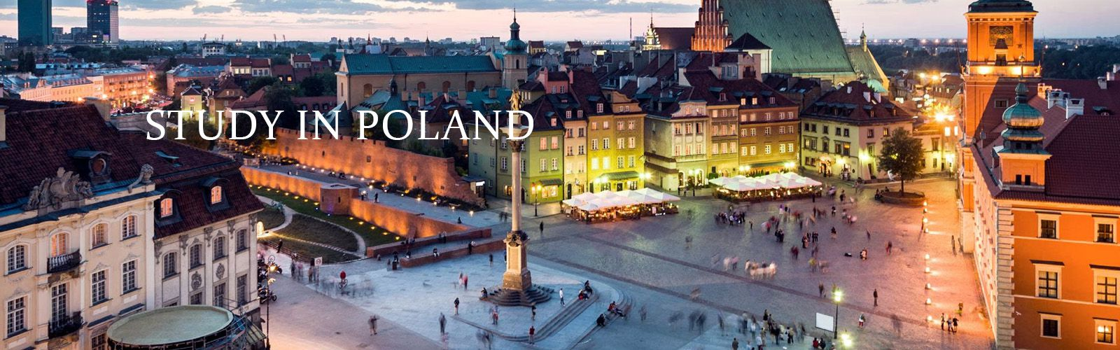 Study In Poland Education Consultants In Amritsar, Punjab & Chandigarh
